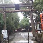 神津神社 秋祭 正面