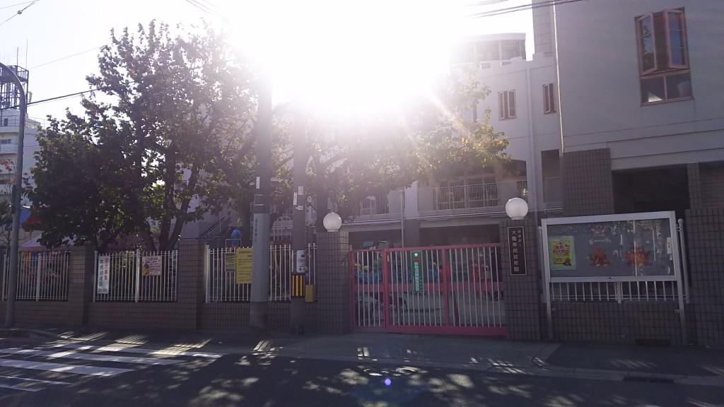 大阪東邦幼稚園 外観