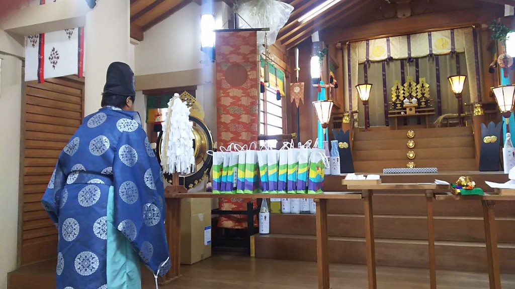 神津神社 本殿