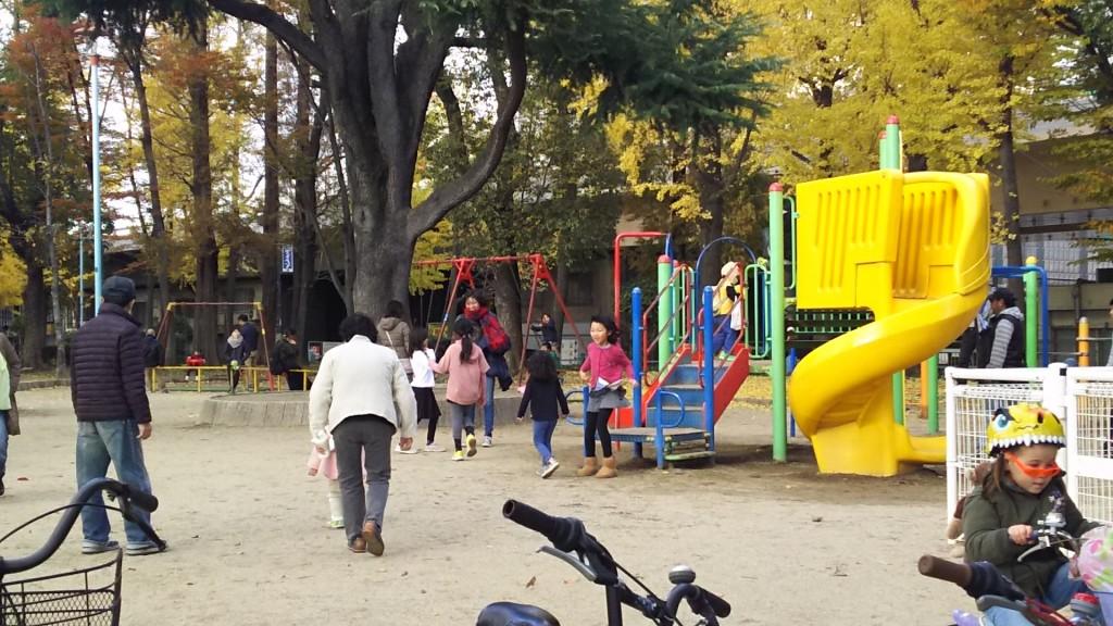 十三公園 遊具