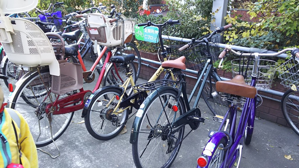 新大阪駅南口 自転車駐車場 定期置き場