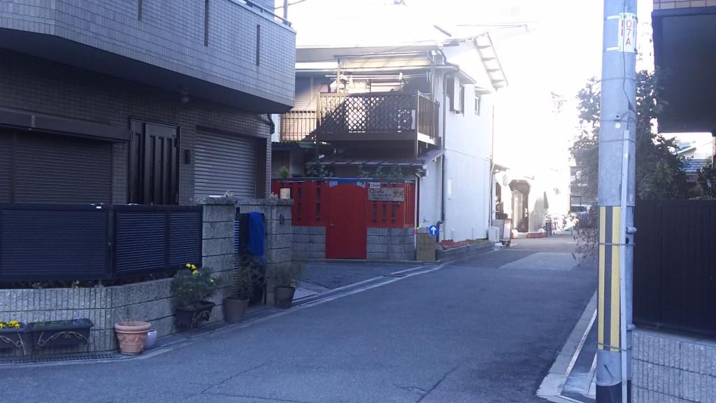 新大阪 バック パッカー ホステル の周り