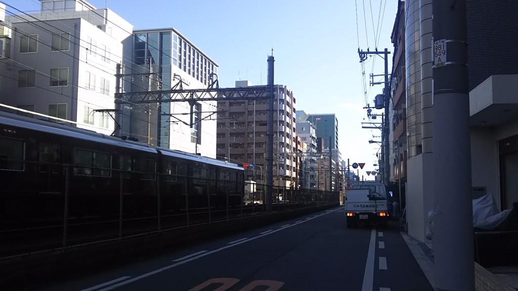 Smilia木川東と阪急京都線