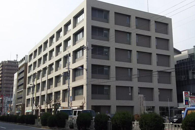 淀川区役所 外観