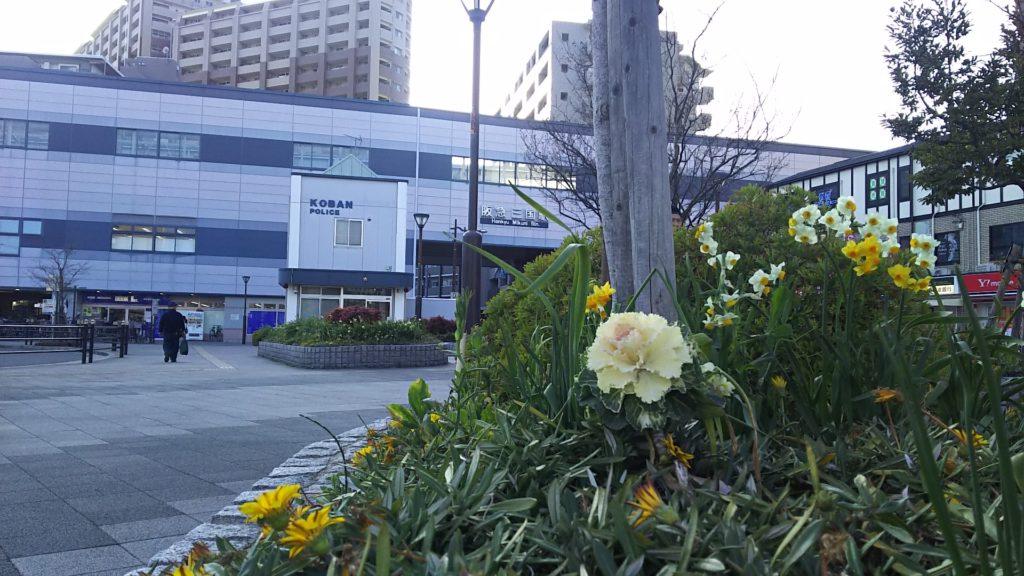 阪急三国駅前