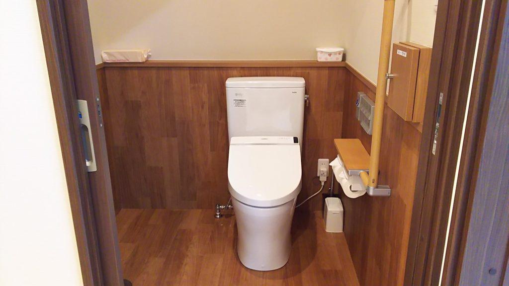 のぞみハートクリニック トイレ