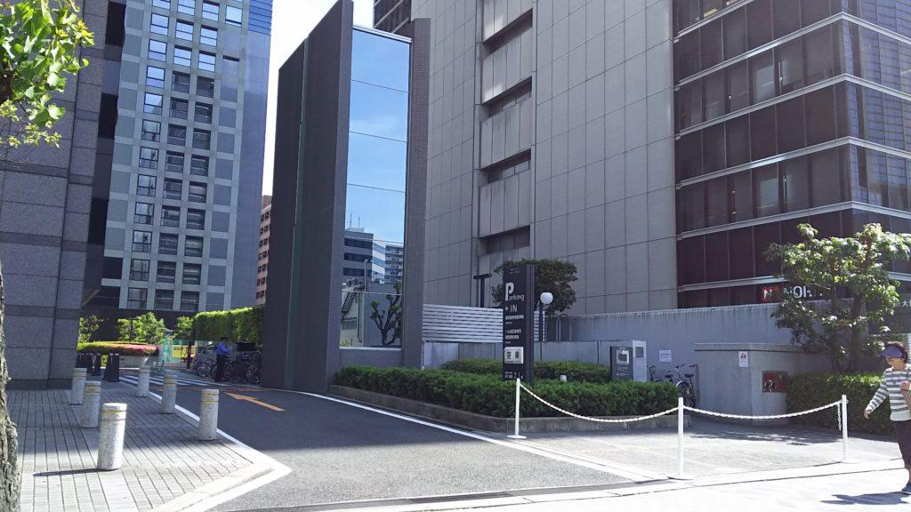 新大阪トラストタワー ビル関係者駐輪場