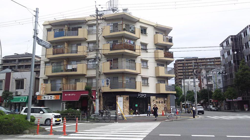 ぱぱ2 建物 外観