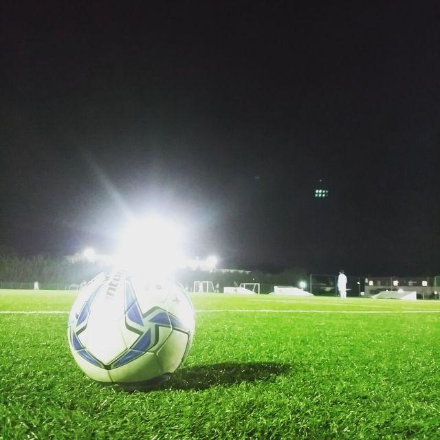サッカーナイトゲーム イメージ