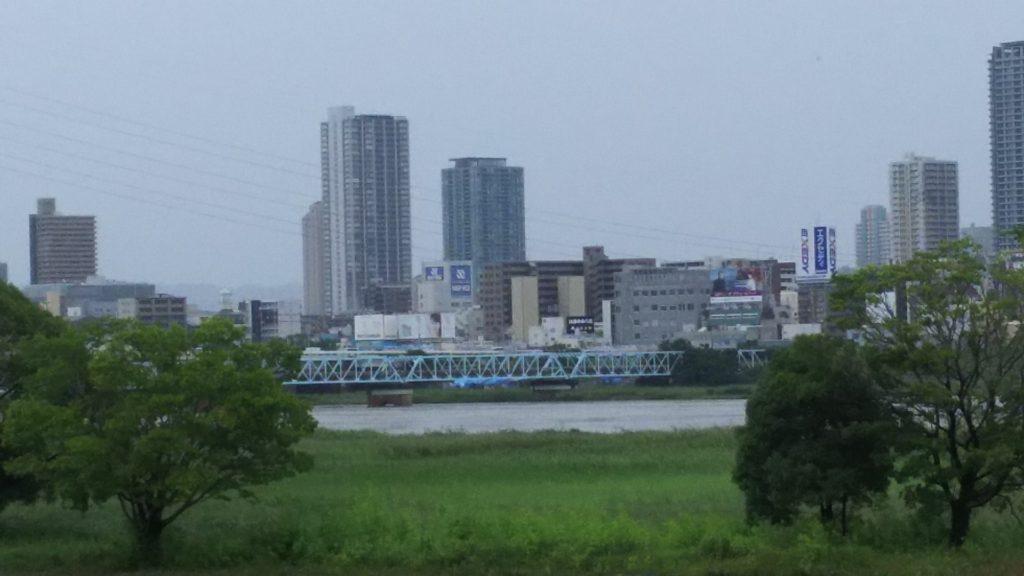 2018年7月7日 淀川 西中島地区