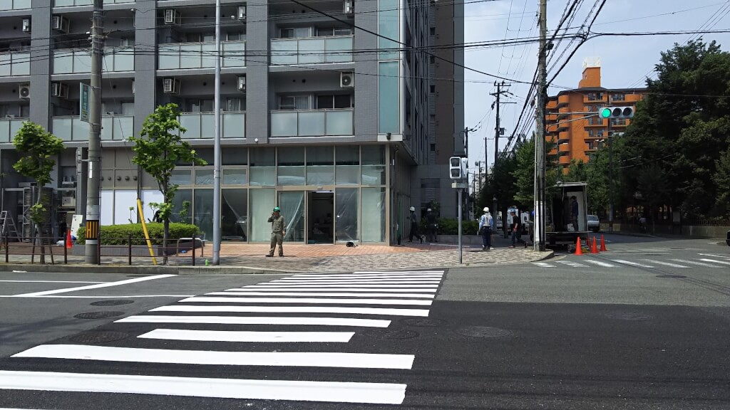 サンクス 新大阪宮原店 跡地