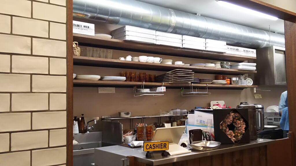 Osaka コロミツ堂 厨房