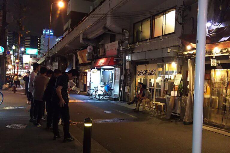 【淀川区】くそおやじがいなくなります…。 長蛇の列ができていますので、これからの方はお早めに!
