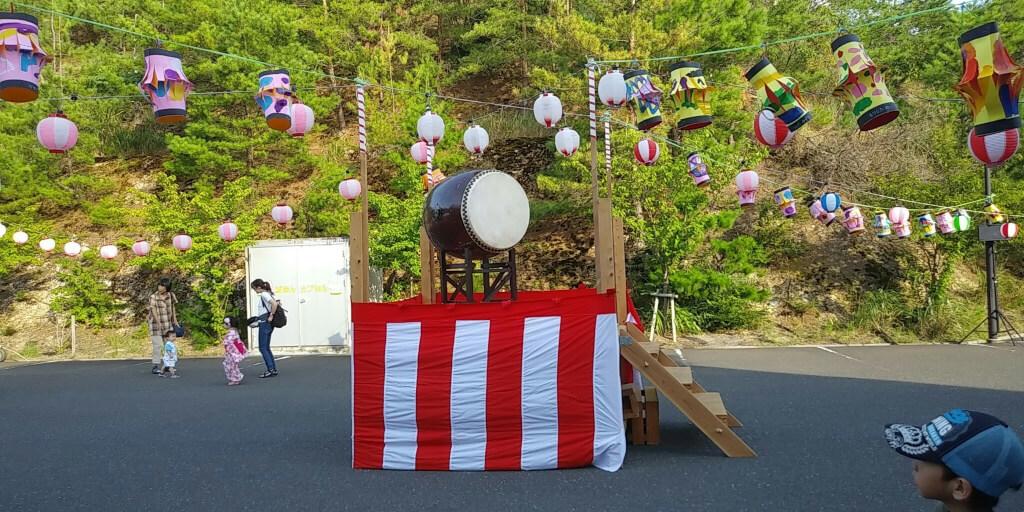 夏祭り 太鼓