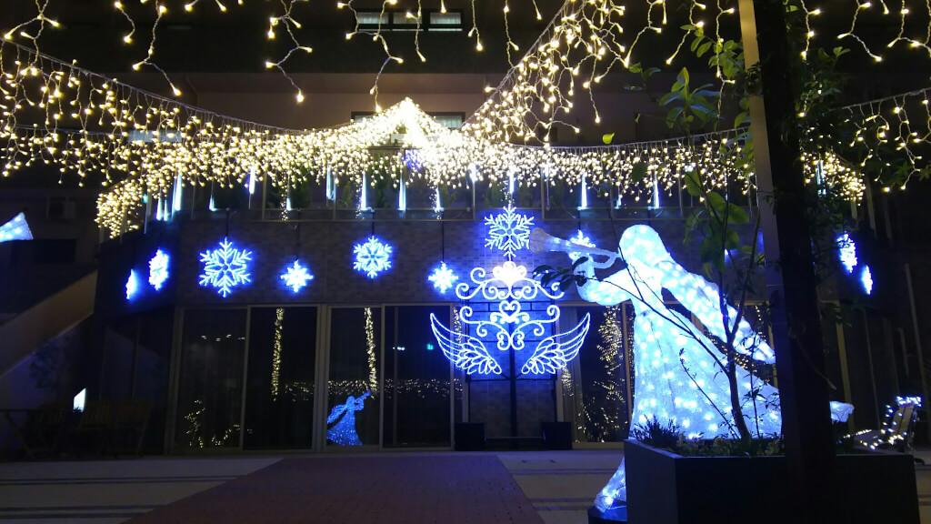 イルミナガーデン 天使の舞う庭