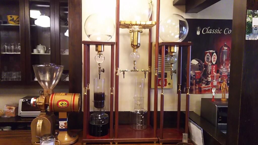喫茶文化茶屋 水出しコーヒー