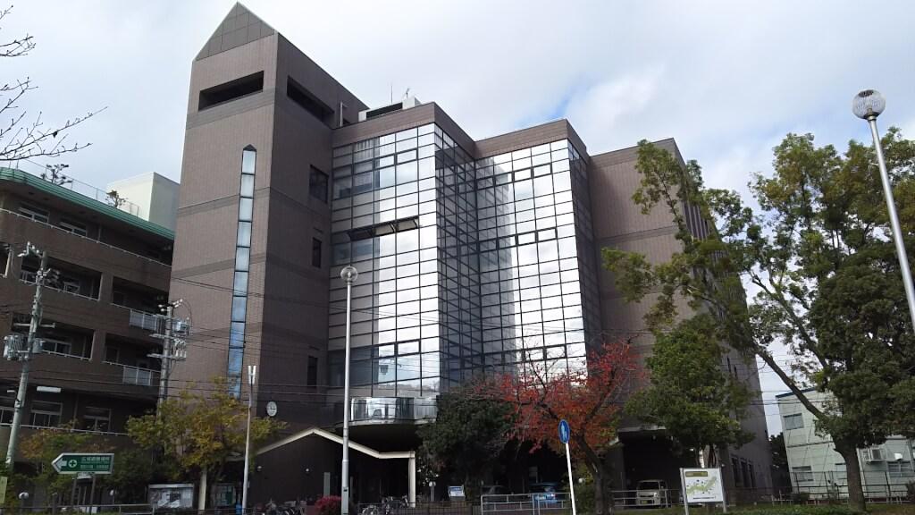 エルモ西淀川 西淀川区民会館 外観