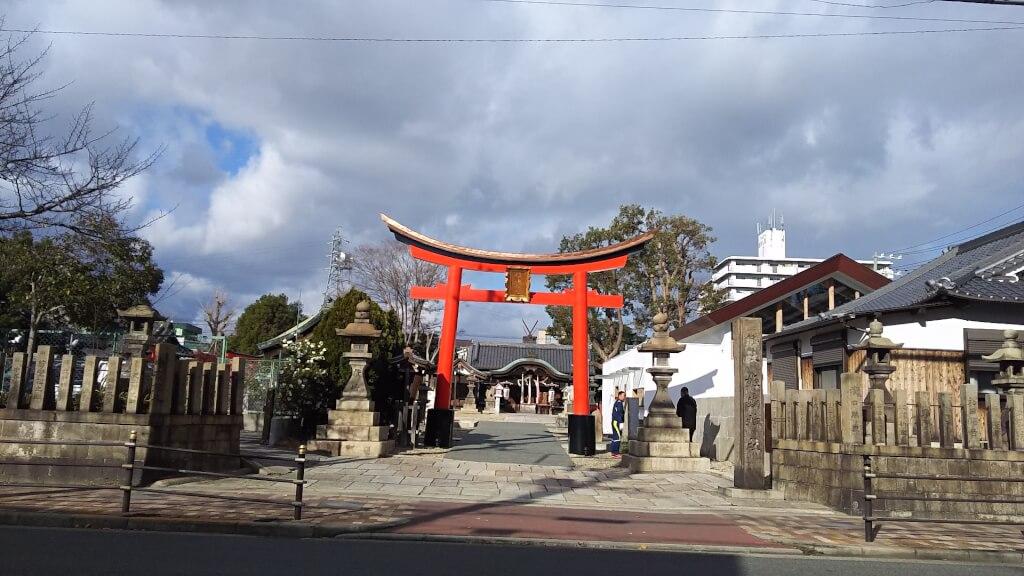 姫嶋神社 外観