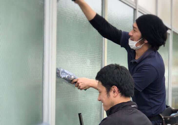 job_関西エコクリアリング