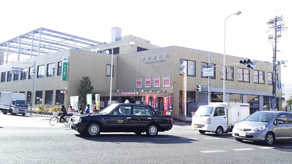 淀川郵便局 本局