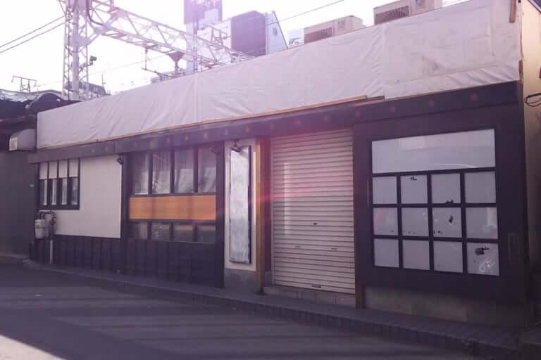 阪急そば 十三東口店 跡地