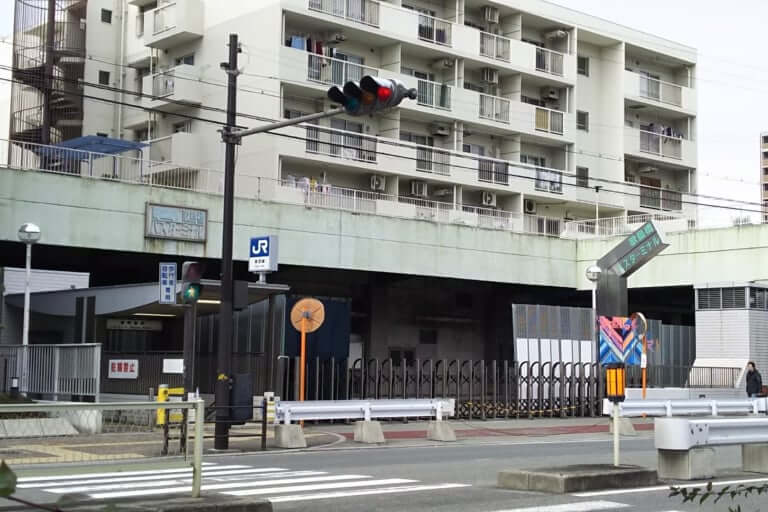 もと歌島橋 バスターミナル
