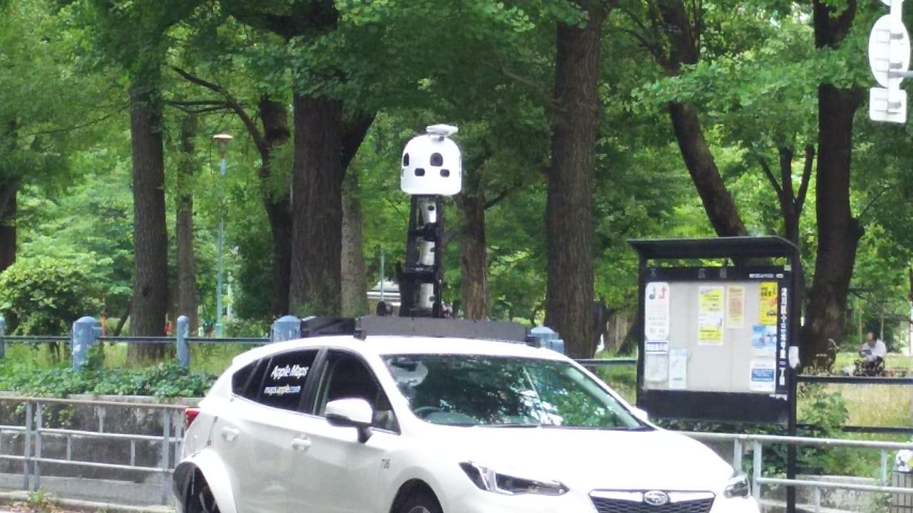 【淀川区】2019年4月から日本国内の一部地域で目撃され、話題になっていたあの車! ようやく淀川区内でも発見しました!!