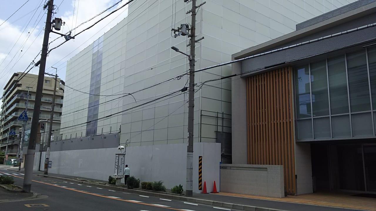 グルメシティ 神崎川店跡地