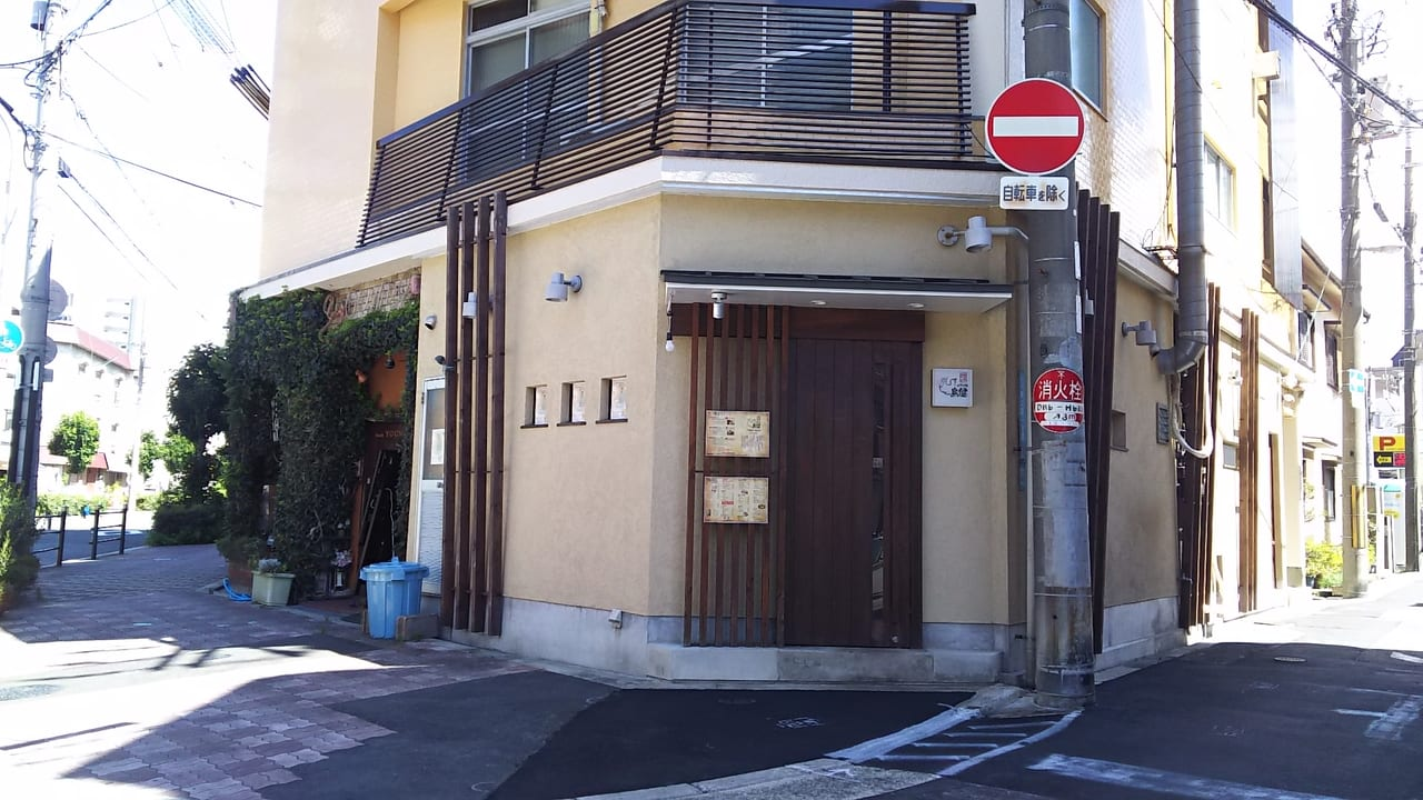 炭焼地鶏 鳥健 東三国店と JR東淀川駅