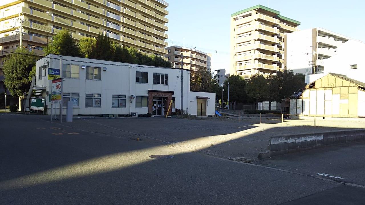 エコロパーク木川東第5と 木川南老人いこいの家
