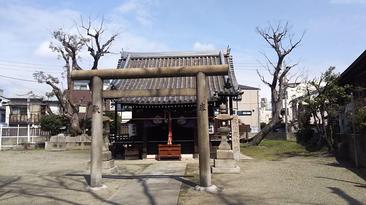 淀川戎神社