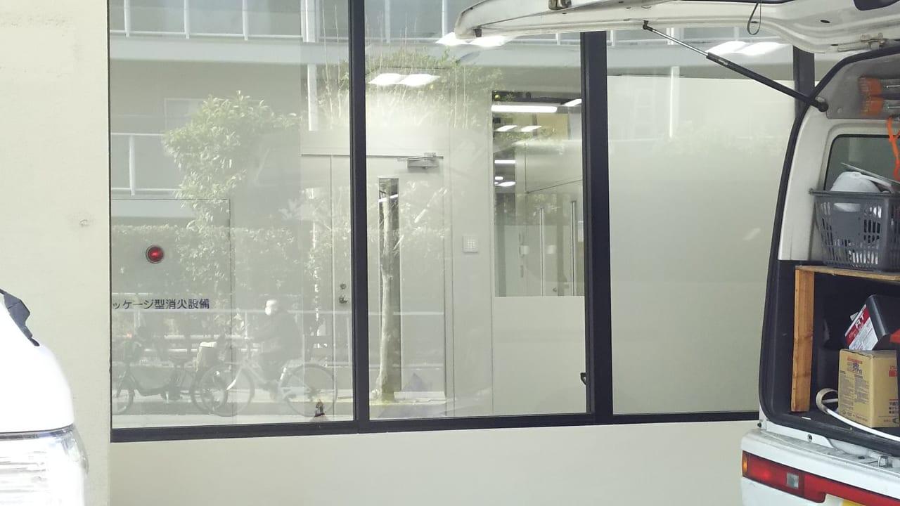 馬渕教育グループ 新大阪センターの 建物内