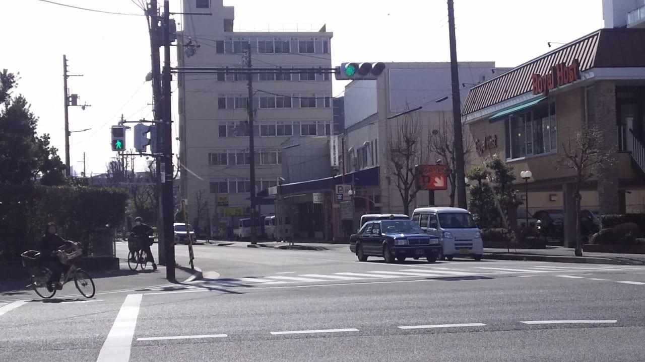 馬渕教育グループ 新大阪センターと 周辺の風景