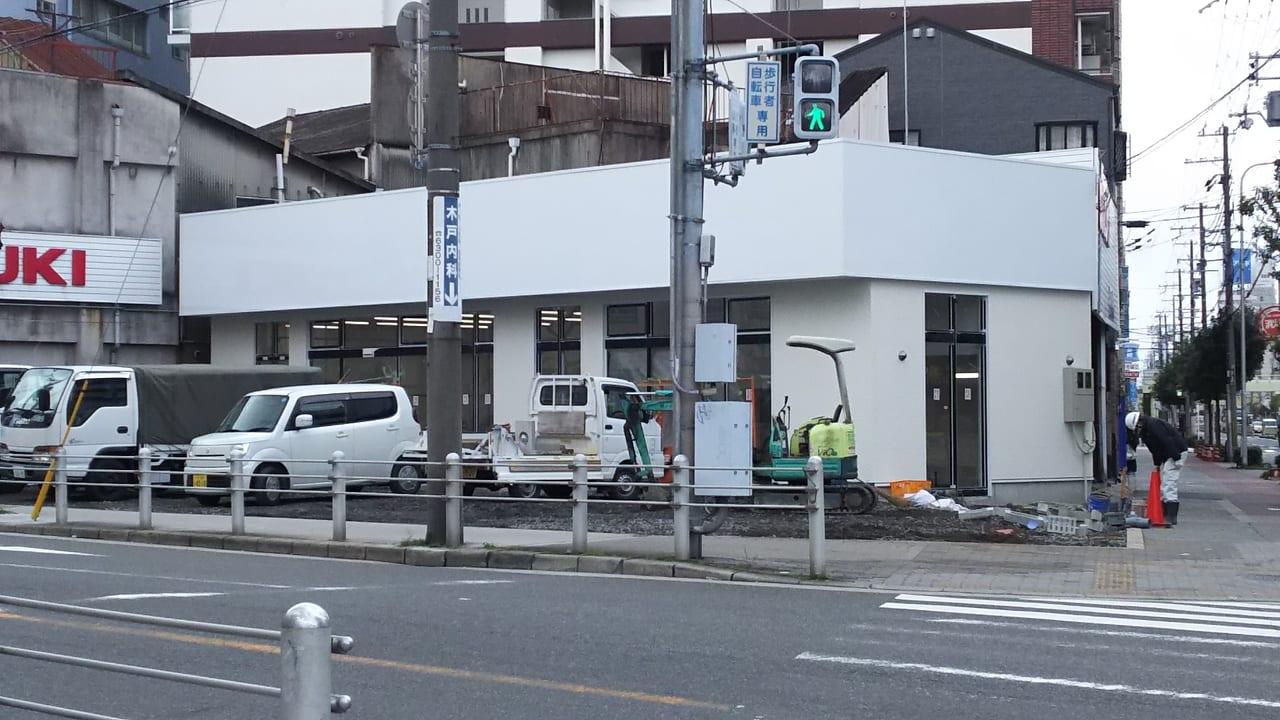 2020年3月16日 高田石油 跡地