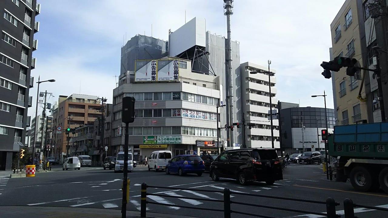 姫島通り 野里