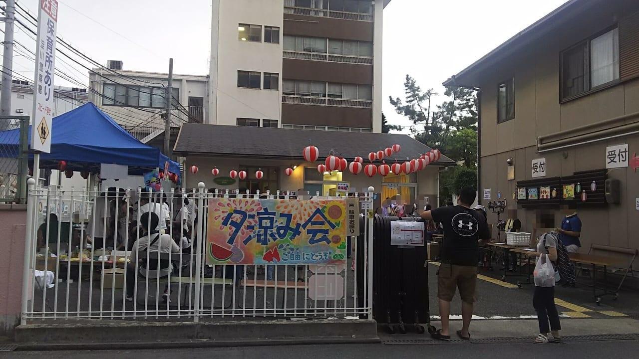 2019年 博愛社 夕涼み会
