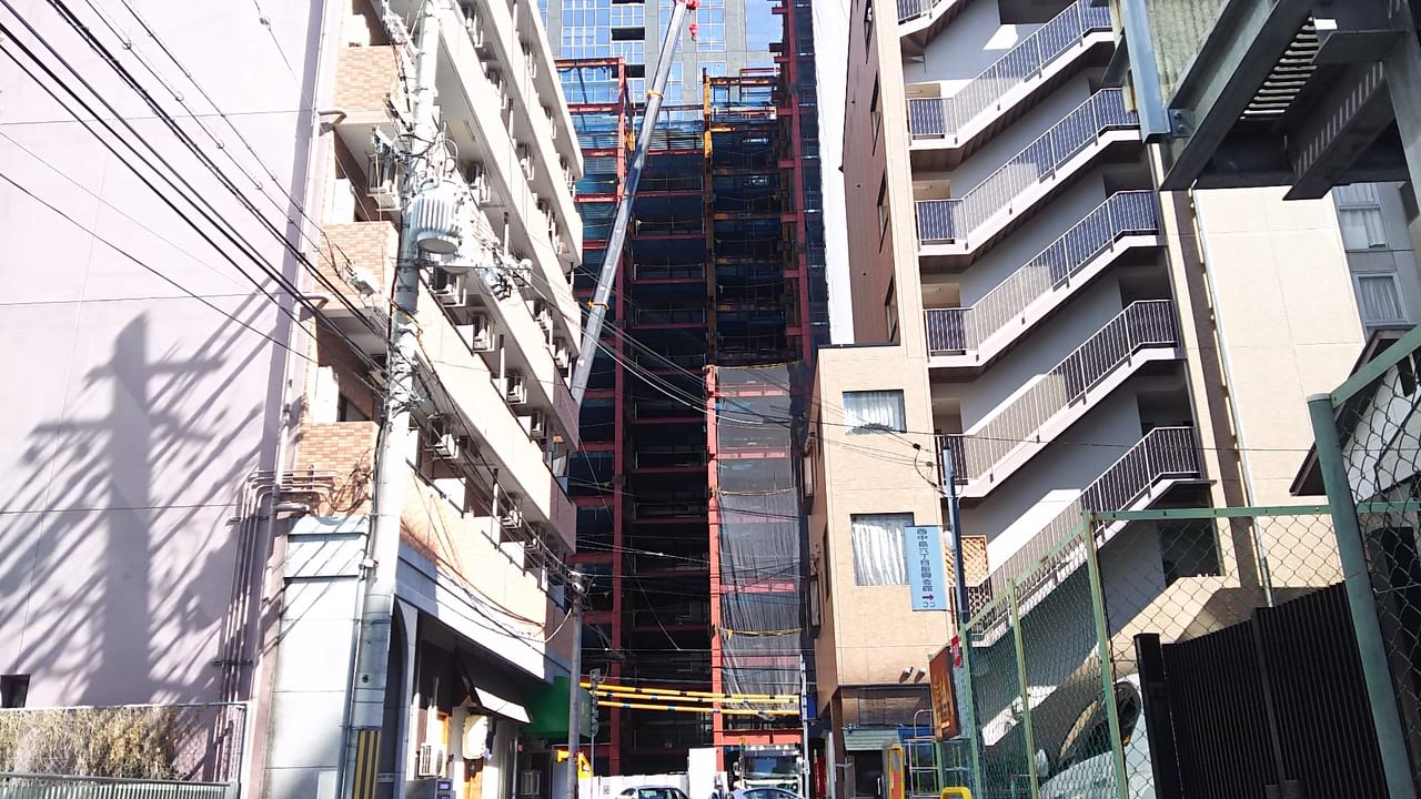 2020年3月6日 西中島6丁目プロジェクト