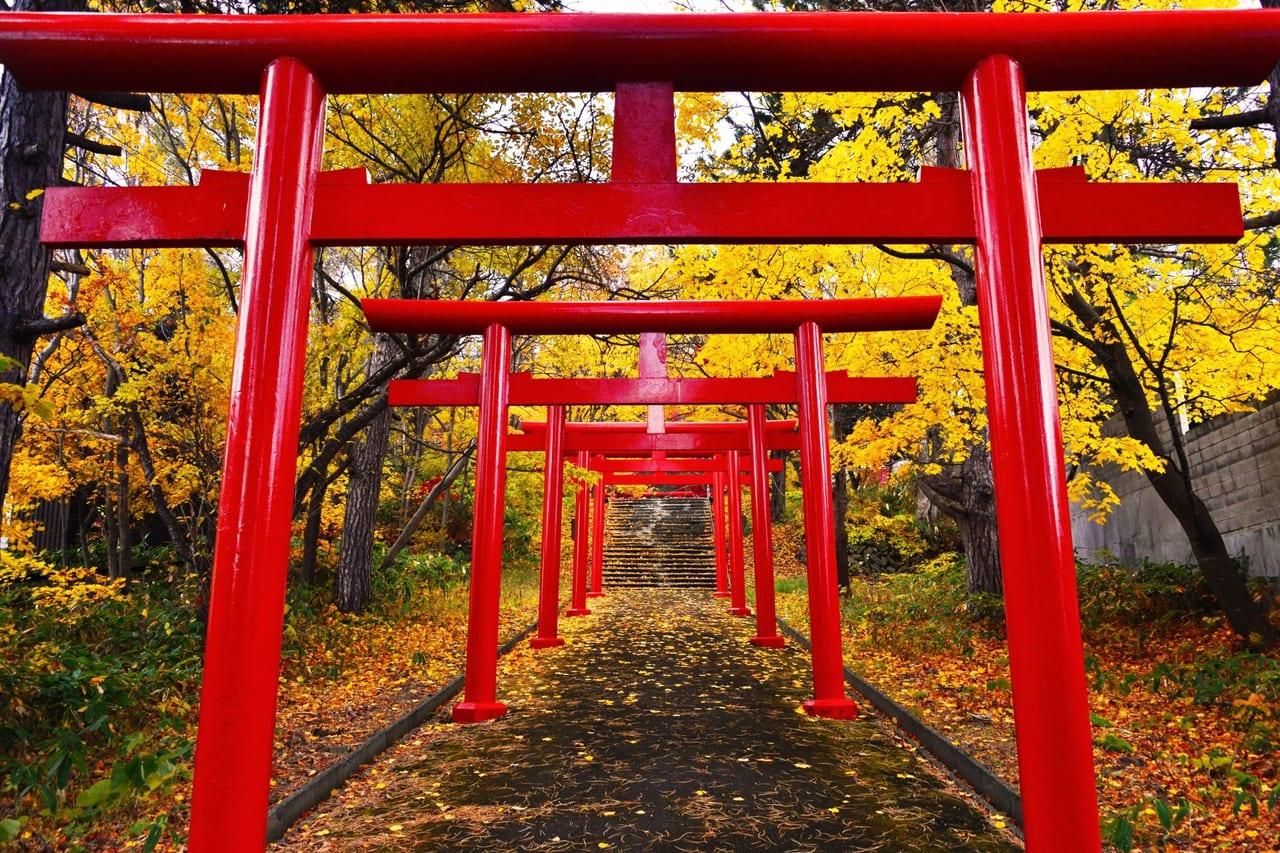 札幌 伏見稲荷神社