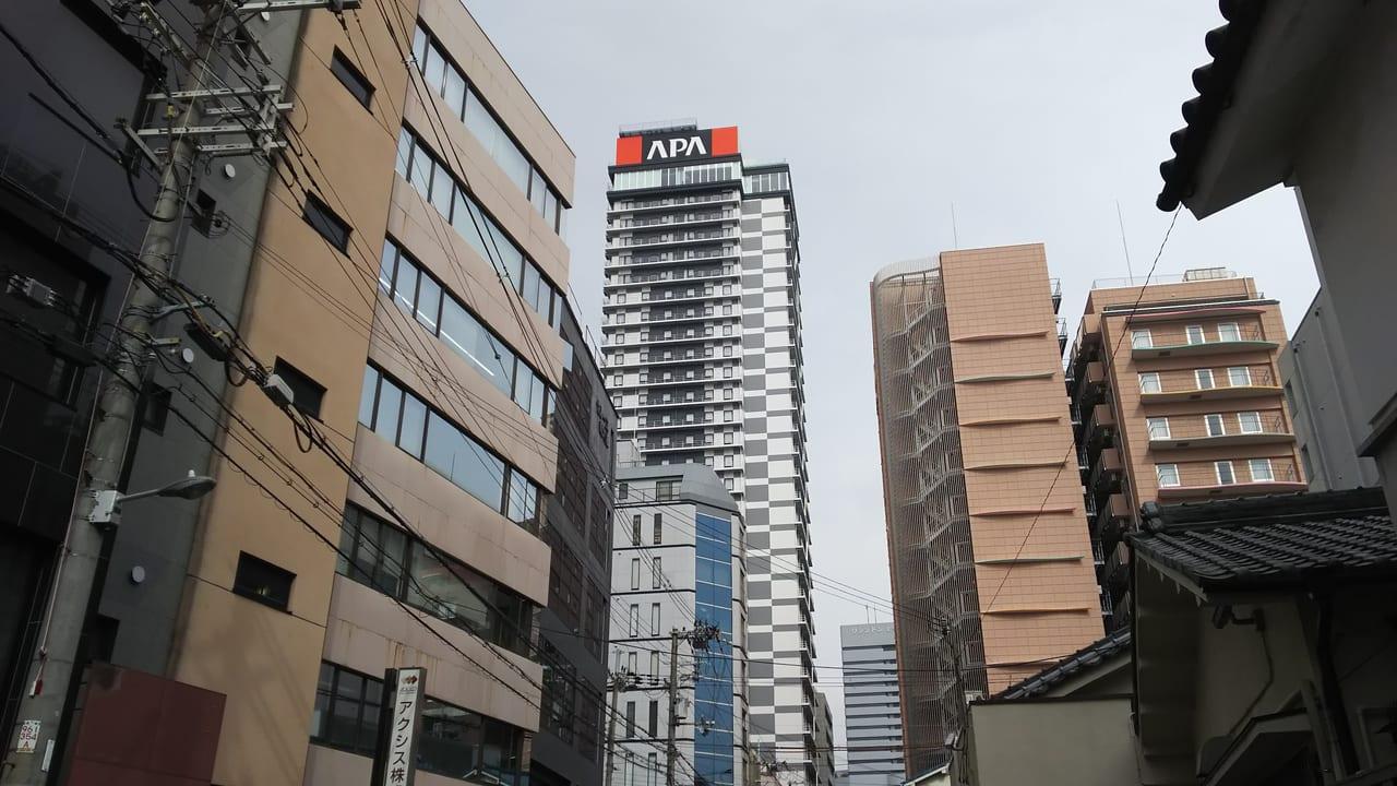 アパホテル 新大阪駅タワー