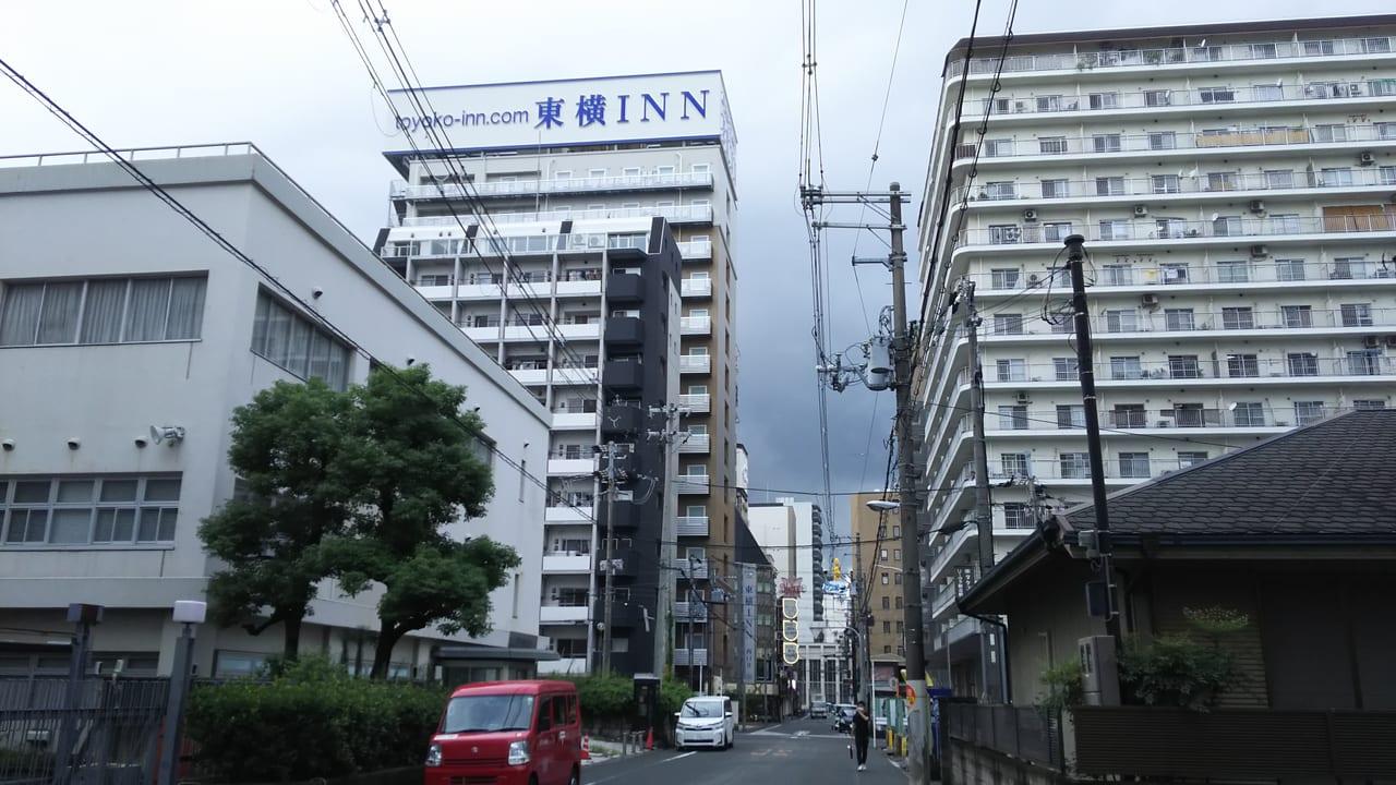 東横イン 大阪阪急十三駅西口Ⅱ