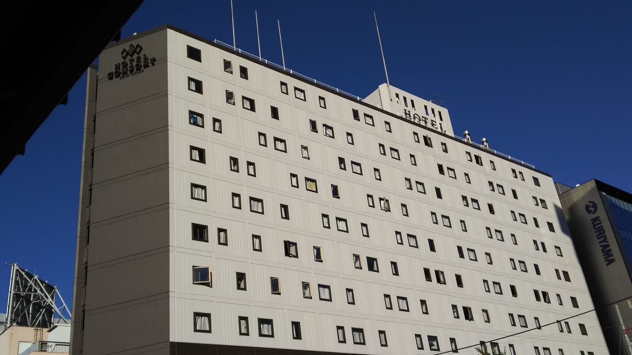 ホテル コンソルト 新大阪